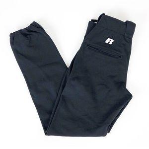 Russell Athletic black softball pants